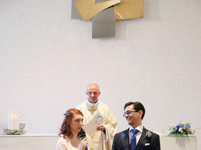 Il matrimonio di Riccardo e Jessica a Rho, Milano 88