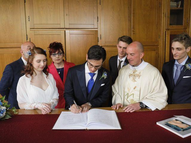 Il matrimonio di Riccardo e Jessica a Rho, Milano 91