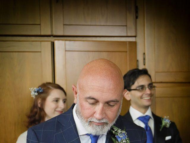 Il matrimonio di Riccardo e Jessica a Rho, Milano 98