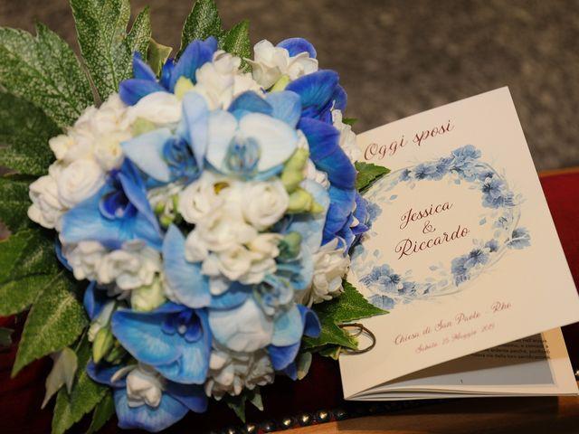 Il matrimonio di Riccardo e Jessica a Rho, Milano 1