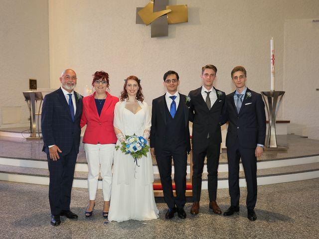 Il matrimonio di Riccardo e Jessica a Rho, Milano 100