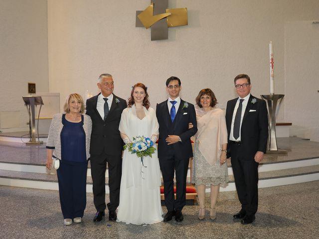 Il matrimonio di Riccardo e Jessica a Rho, Milano 101