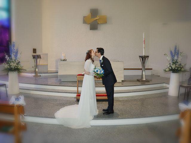 Il matrimonio di Riccardo e Jessica a Rho, Milano 103
