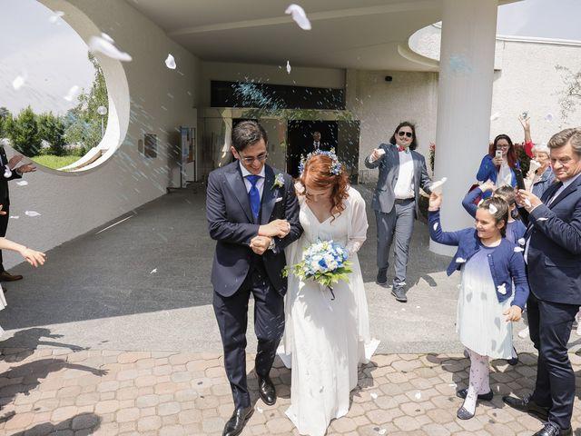 Il matrimonio di Riccardo e Jessica a Rho, Milano 107