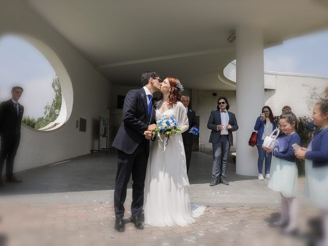 Il matrimonio di Riccardo e Jessica a Rho, Milano 110