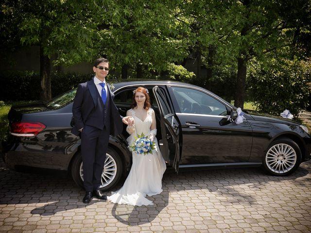 Il matrimonio di Riccardo e Jessica a Rho, Milano 114