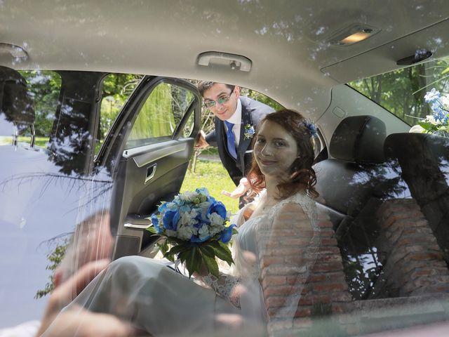 Il matrimonio di Riccardo e Jessica a Rho, Milano 118