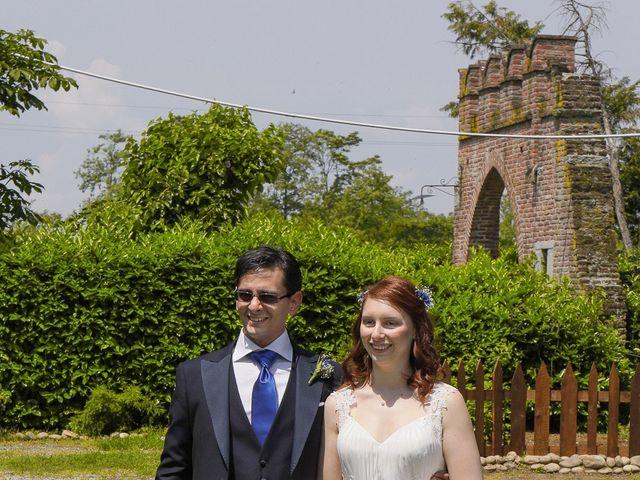 Il matrimonio di Riccardo e Jessica a Rho, Milano 119