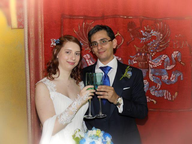 Il matrimonio di Riccardo e Jessica a Rho, Milano 124