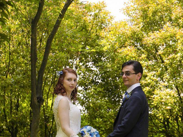 Il matrimonio di Riccardo e Jessica a Rho, Milano 126