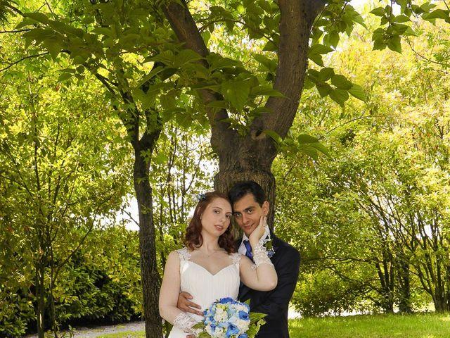 Il matrimonio di Riccardo e Jessica a Rho, Milano 128