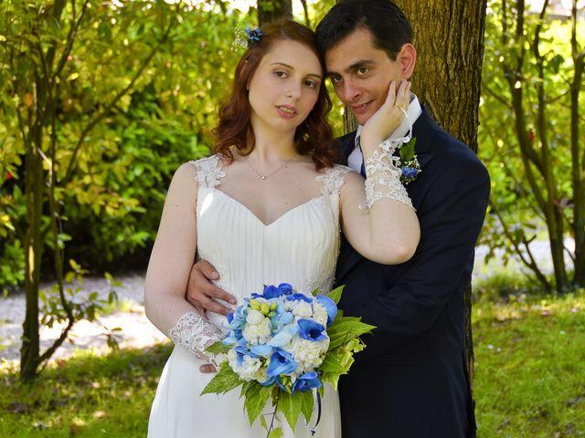Il matrimonio di Riccardo e Jessica a Rho, Milano 129