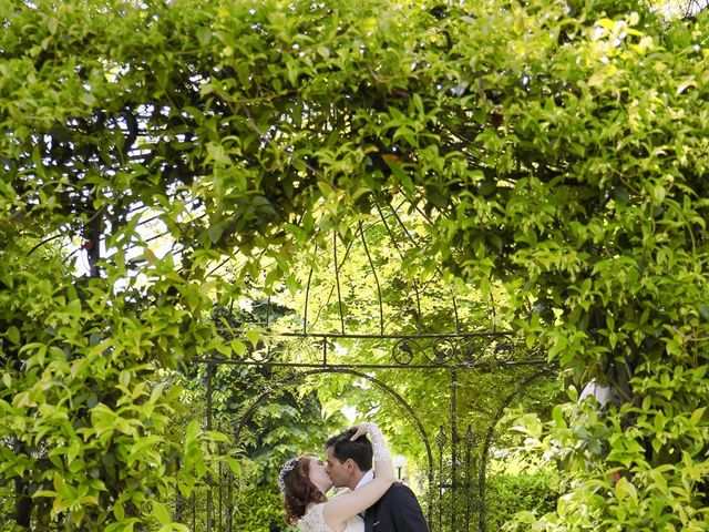 Il matrimonio di Riccardo e Jessica a Rho, Milano 131