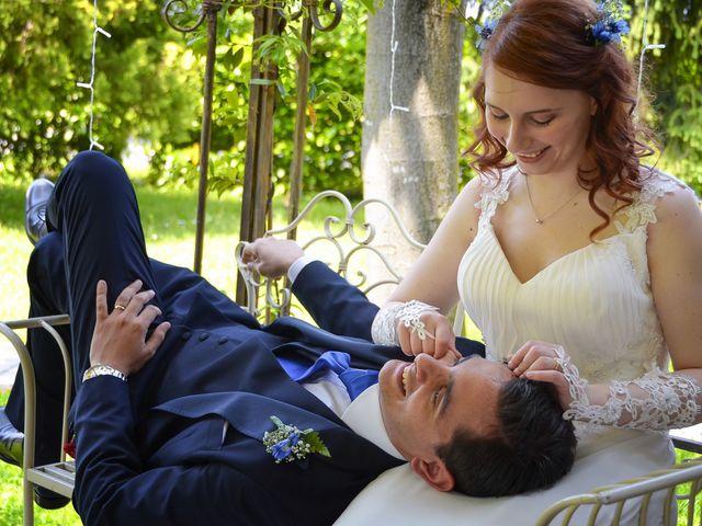 Il matrimonio di Riccardo e Jessica a Rho, Milano 133