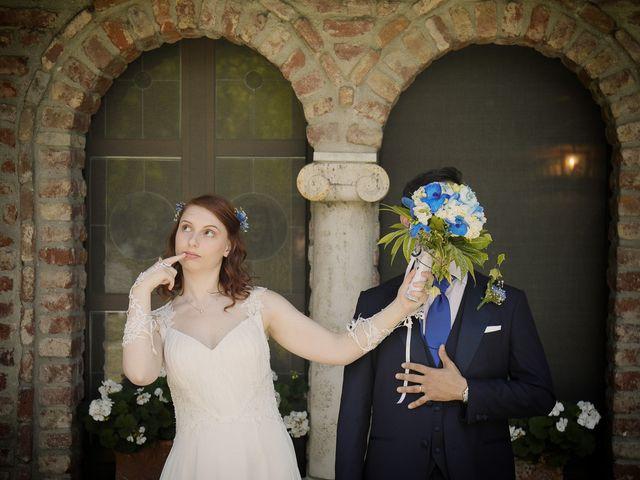 Il matrimonio di Riccardo e Jessica a Rho, Milano 2