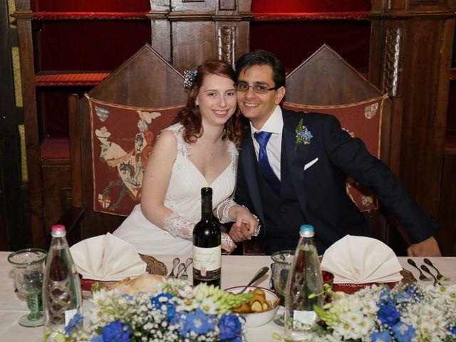 Il matrimonio di Riccardo e Jessica a Rho, Milano 138