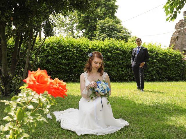 Il matrimonio di Riccardo e Jessica a Rho, Milano 141