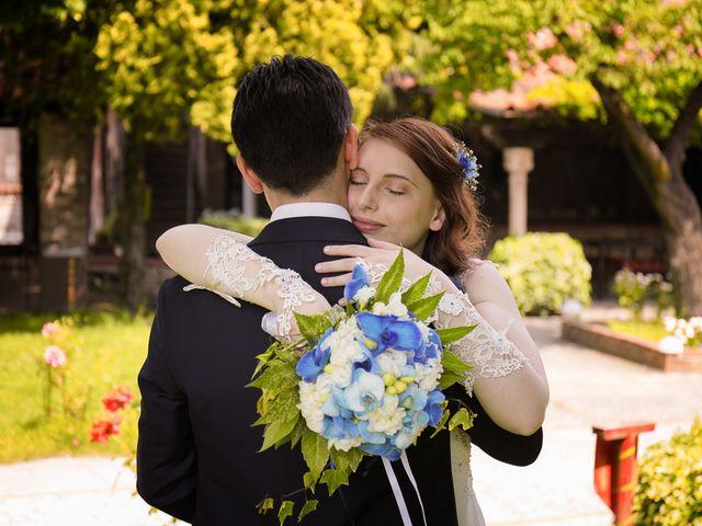 Il matrimonio di Riccardo e Jessica a Rho, Milano 143