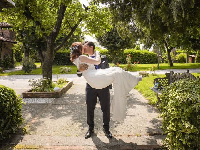 Il matrimonio di Riccardo e Jessica a Rho, Milano 145