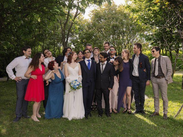 Il matrimonio di Riccardo e Jessica a Rho, Milano 158