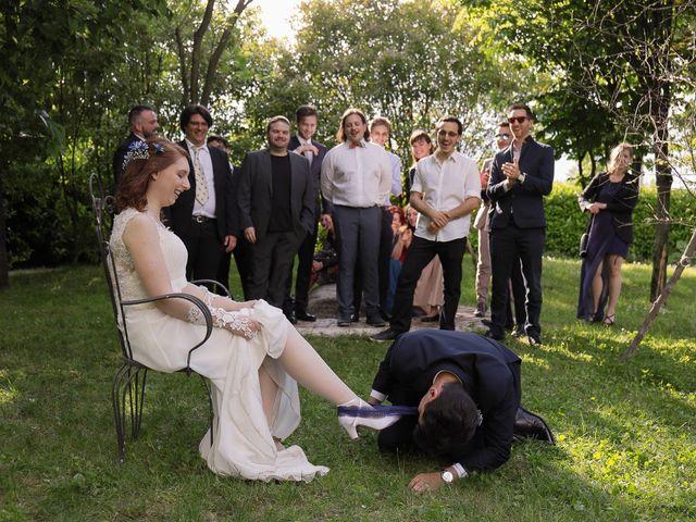Il matrimonio di Riccardo e Jessica a Rho, Milano 161