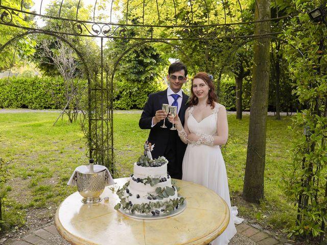 Il matrimonio di Riccardo e Jessica a Rho, Milano 168