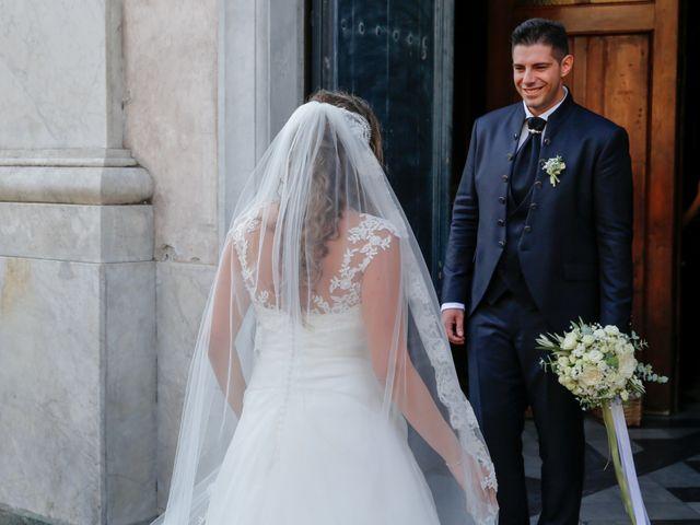 Il matrimonio di Lorenzo e Francesca a Rapallo, Genova 7
