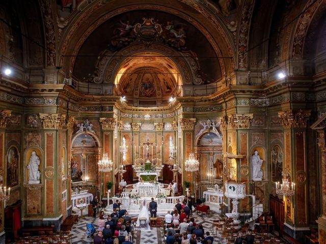 Il matrimonio di Lorenzo e Francesca a Rapallo, Genova 9