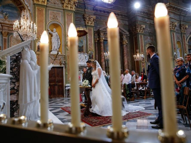 Il matrimonio di Lorenzo e Francesca a Rapallo, Genova 11