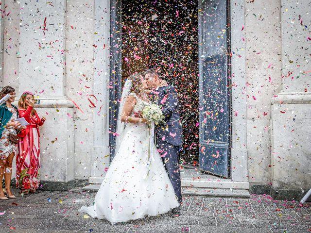 Il matrimonio di Lorenzo e Francesca a Rapallo, Genova 14