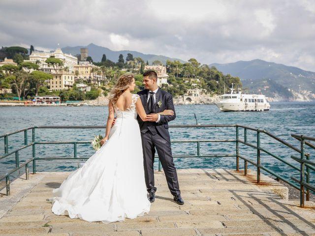 Il matrimonio di Lorenzo e Francesca a Rapallo, Genova 17