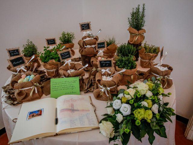 Il matrimonio di Lorenzo e Francesca a Rapallo, Genova 21