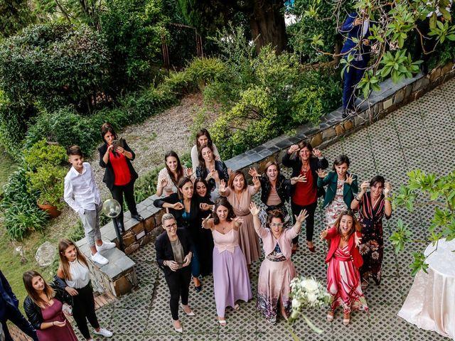 Il matrimonio di Lorenzo e Francesca a Rapallo, Genova 23