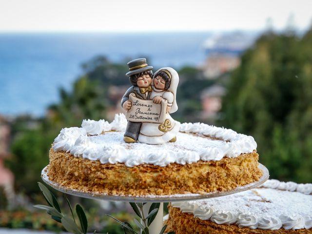 Il matrimonio di Lorenzo e Francesca a Rapallo, Genova 25