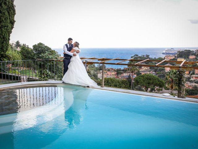 Il matrimonio di Lorenzo e Francesca a Rapallo, Genova 26