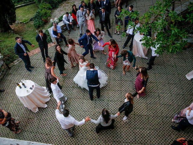 Il matrimonio di Lorenzo e Francesca a Rapallo, Genova 27