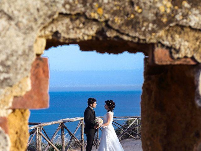 Il matrimonio di Alfonso e Elisa a Porto Empedocle, Agrigento 15