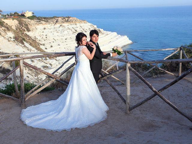 Il matrimonio di Alfonso e Elisa a Porto Empedocle, Agrigento 22