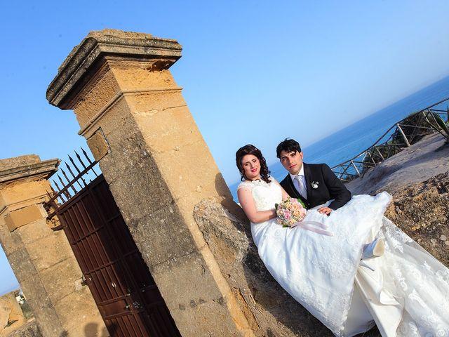 Il matrimonio di Alfonso e Elisa a Porto Empedocle, Agrigento 23