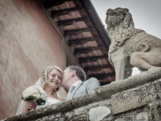 le nozze di Robert e Colette