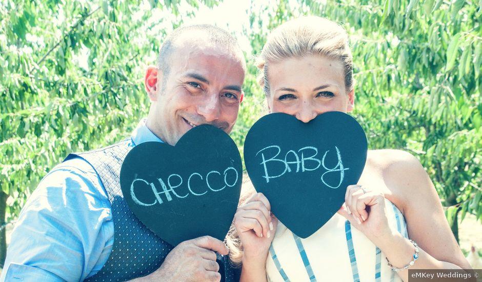 Il matrimonio di Francesco e Barbara a Castenaso, Bologna