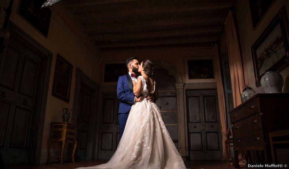 Il matrimonio di Gaetano e Gabriela a Montichiari, Brescia