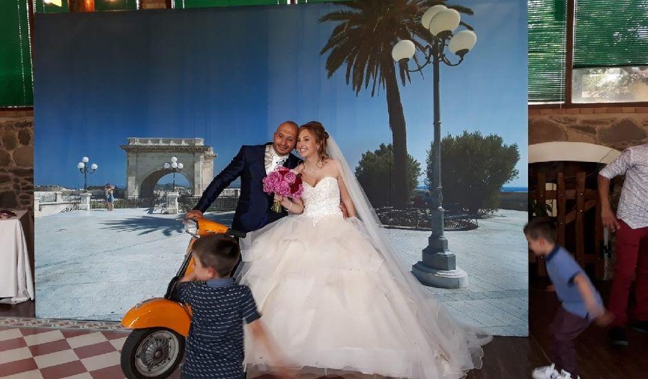 Il matrimonio di Simone e Claudia a Oristano, Oristano