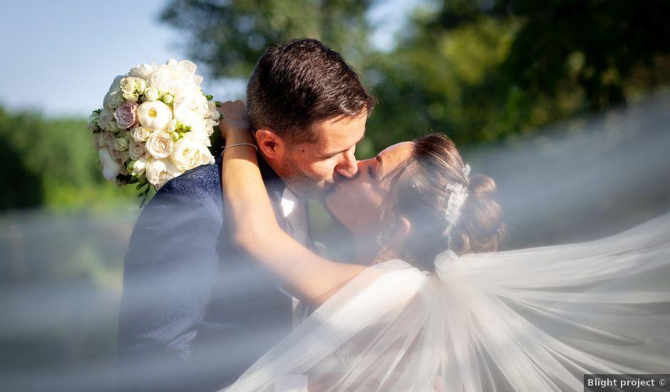 Il matrimonio di Massimo e Ida a Minerbe, Verona
