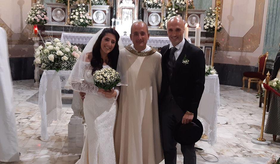 Il matrimonio di Diego e Terry a Pontecagnano Faiano, Salerno