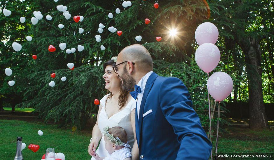 Il matrimonio di Alessandro e Federica a Crocetta del Montello, Treviso