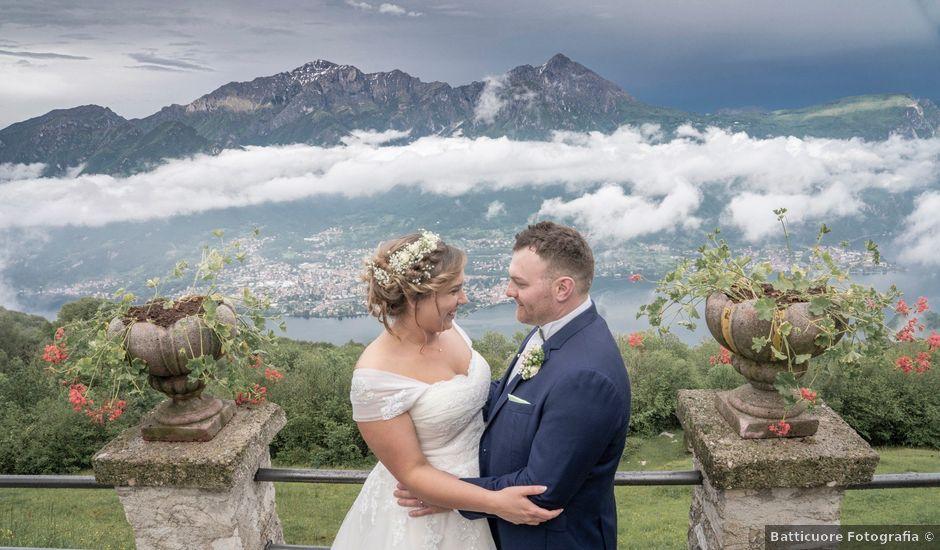 Il matrimonio di Alan e Paola a Barni, Como