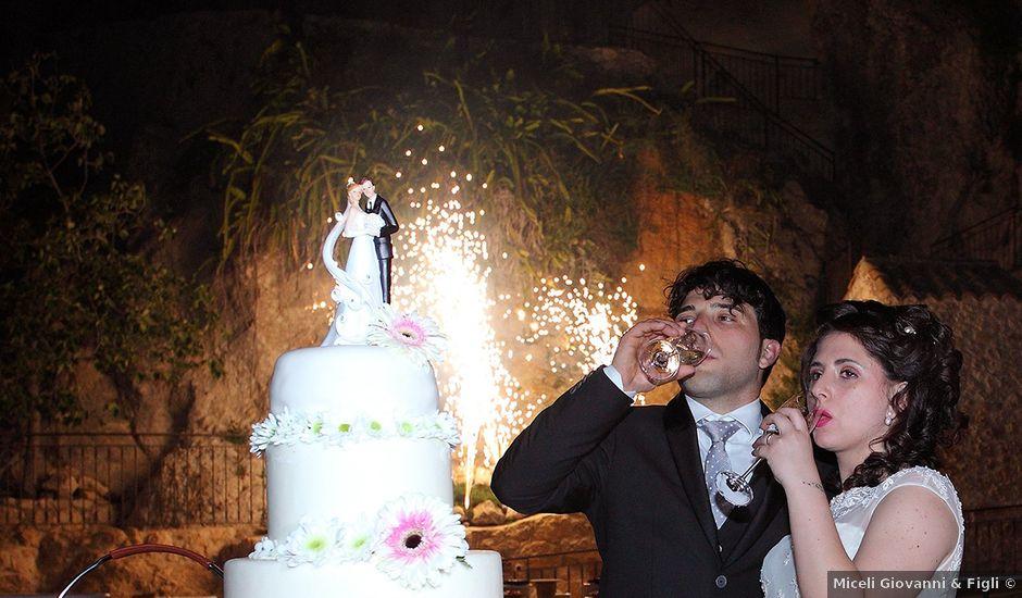 Il matrimonio di Alfonso e Elisa a Porto Empedocle, Agrigento