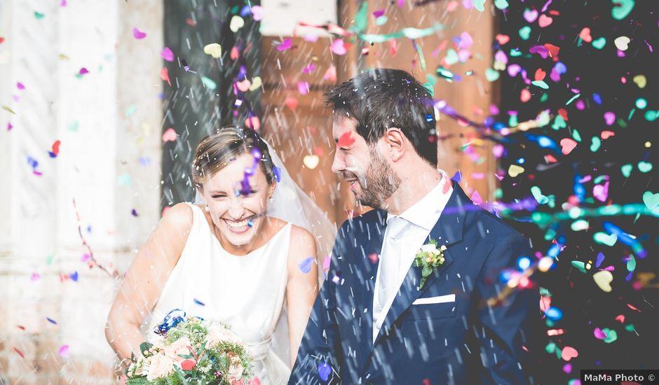 Il matrimonio di Alessandro e Camilla a Cesena, Forlì-Cesena