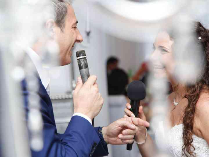 le nozze di Annacarla e Vincenzo